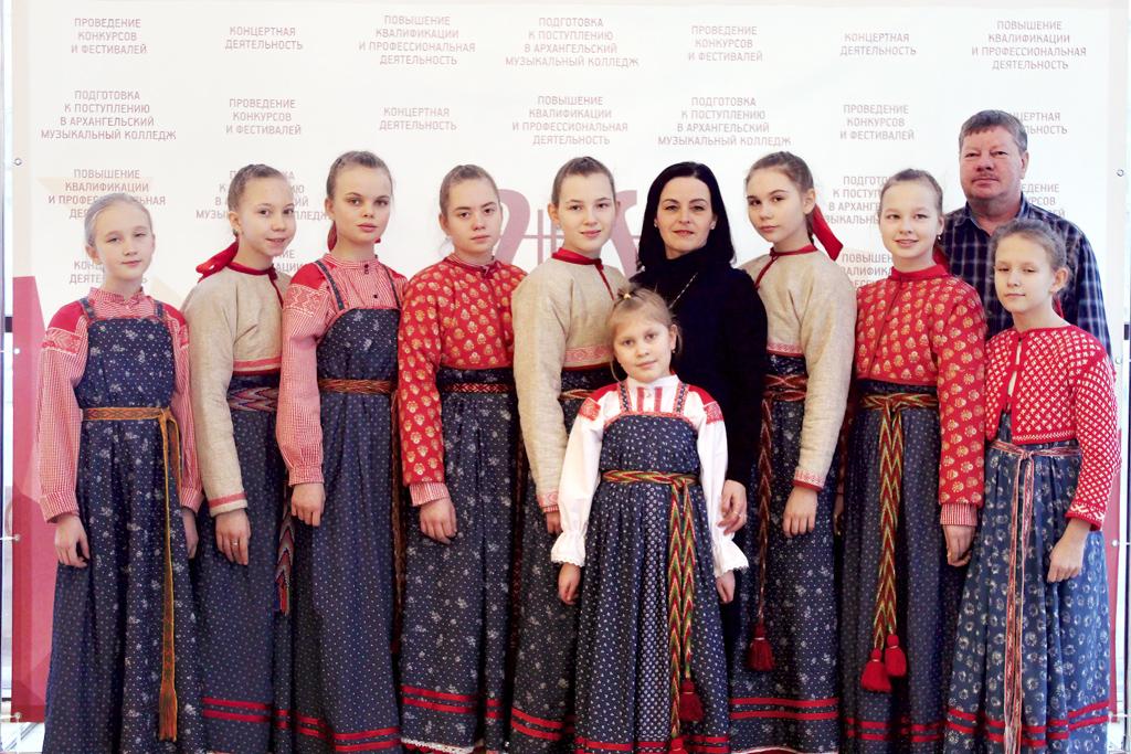 Фольклорный ансамбль «Поветерь»