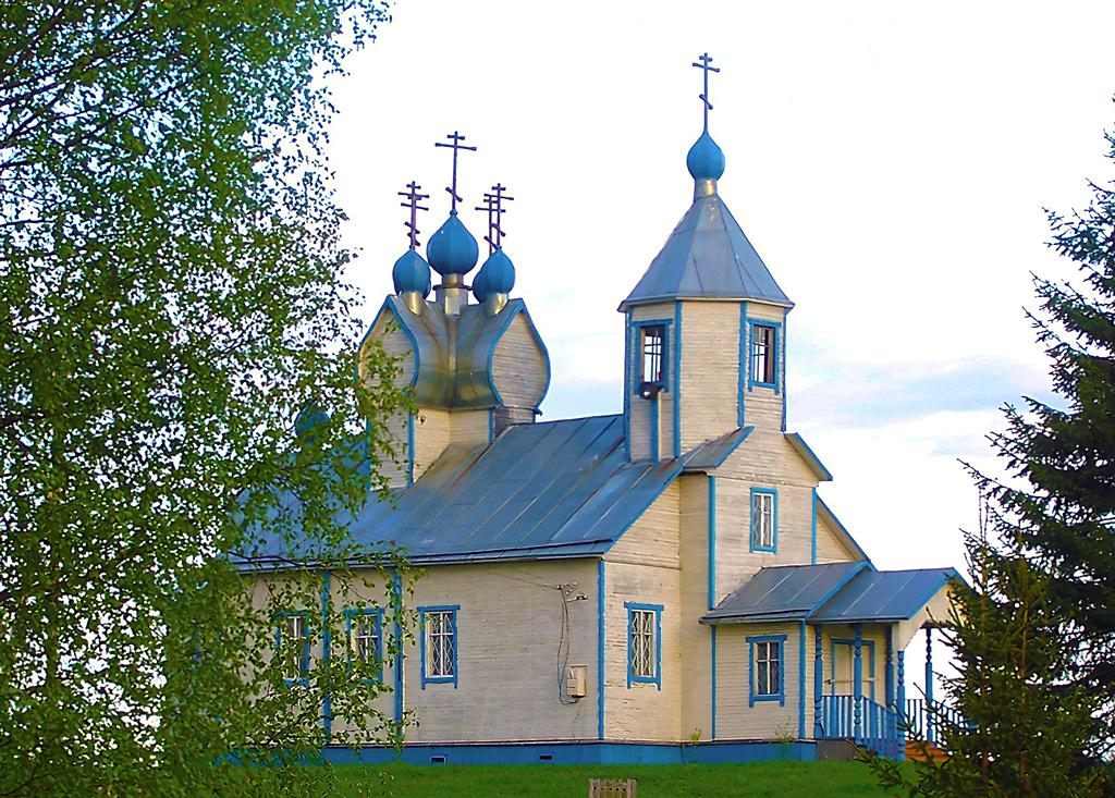 Храм до 2015 года