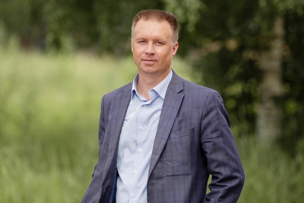 Алексей Михайлович Чураков, руководитель ООО «Тойма»
