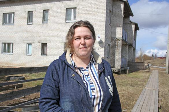Ольга Шошина, глава МО«Пучужское»