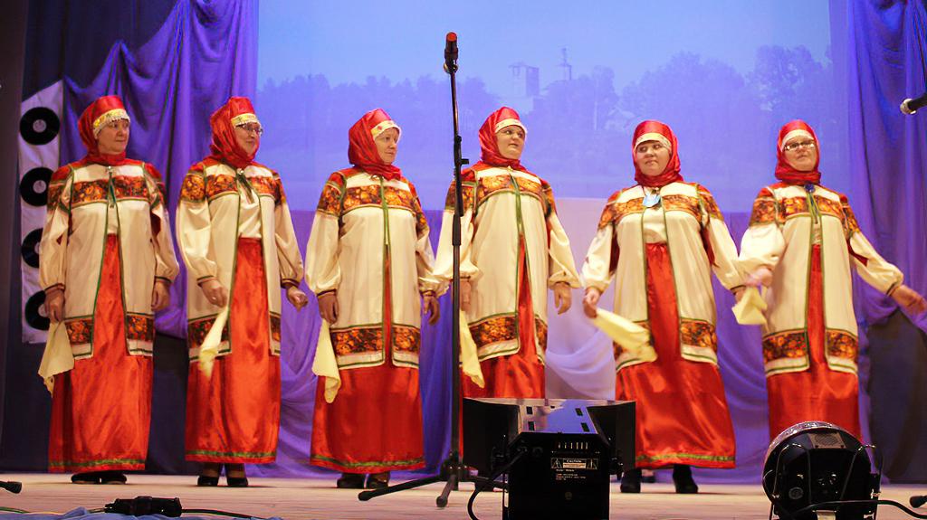 Вокальная группа «Кивокурьяночка»