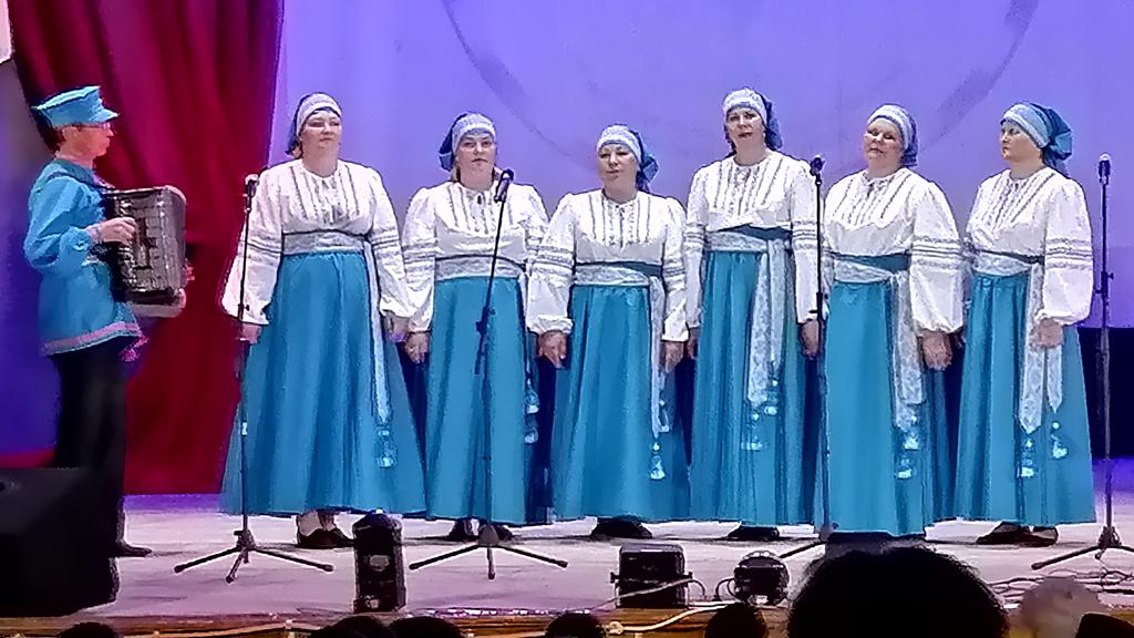 Вокальная группа «Сударушки-девушки»