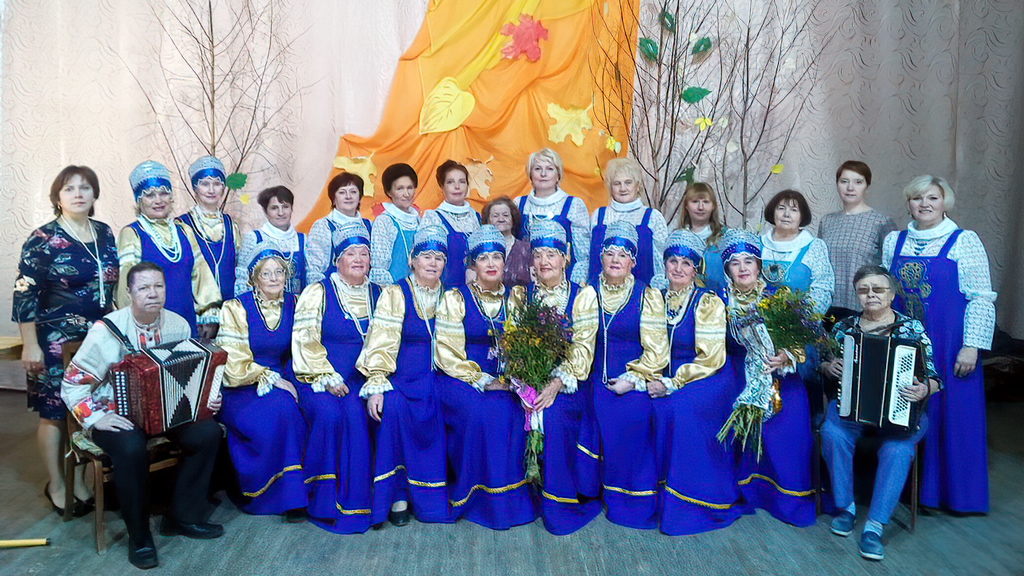 Вокальный коллектив «Авнюжаночка»