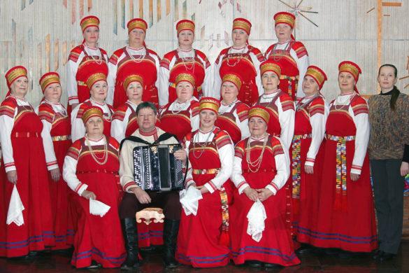Звание народного Верхнетоемский хор получил в1989году. Стех пор подтверждает его раз втри года