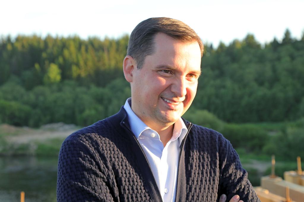 Александр Цыбульский, врио губернатора Архангельской области