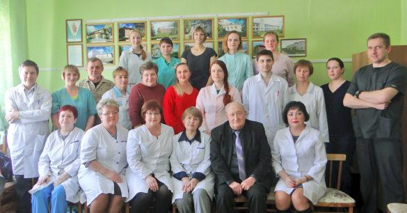Молодежь иопытные врачи— единая команда Верхнетоемской ЦРБ