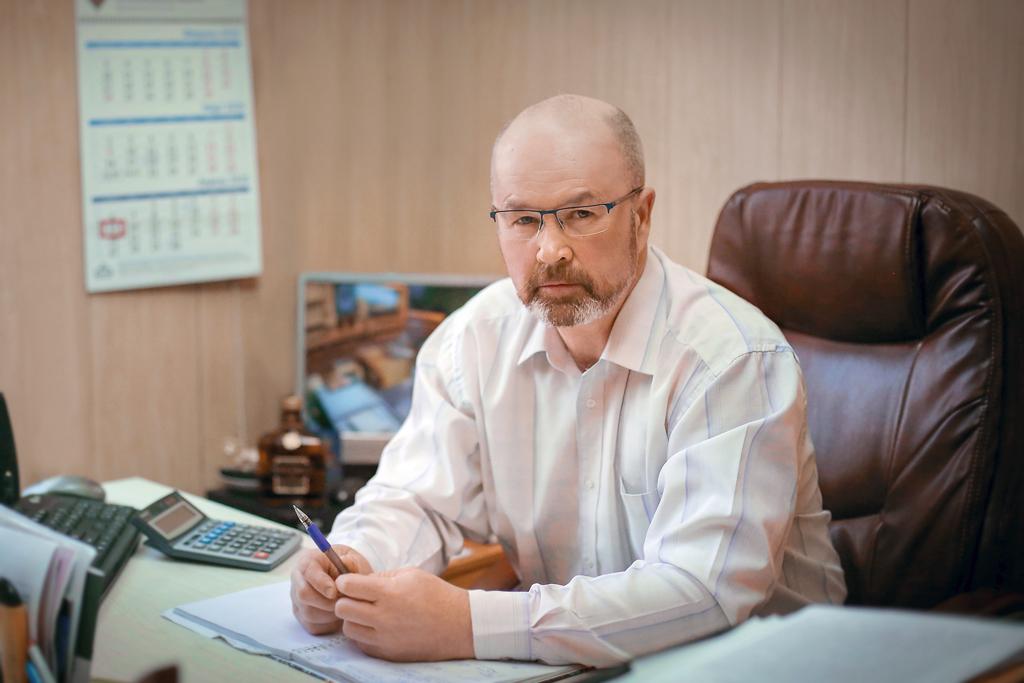 Олег Аввакумов, генеральный директор Верхнетоемского хлебокомбината