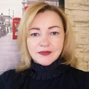 Валентина Толстикова, директор Верхнетоемского КДЦ