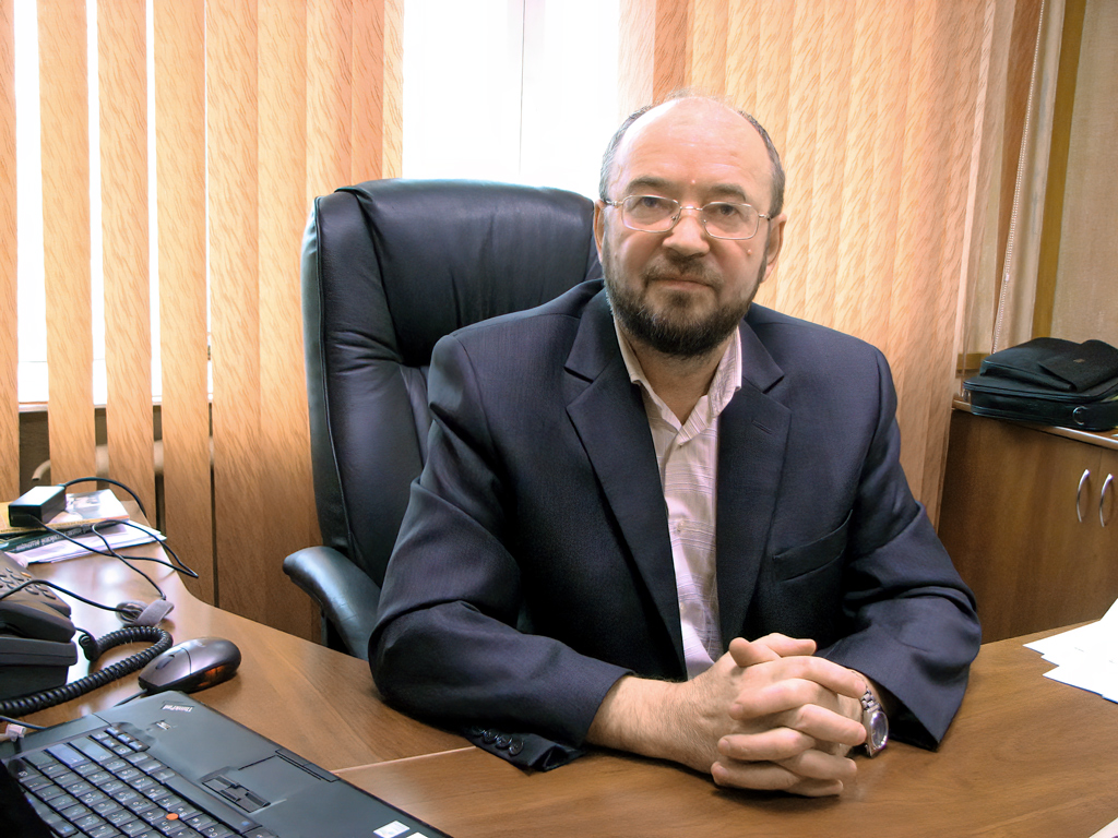 Виталий Шергин, руководитель ООО«МПМК»