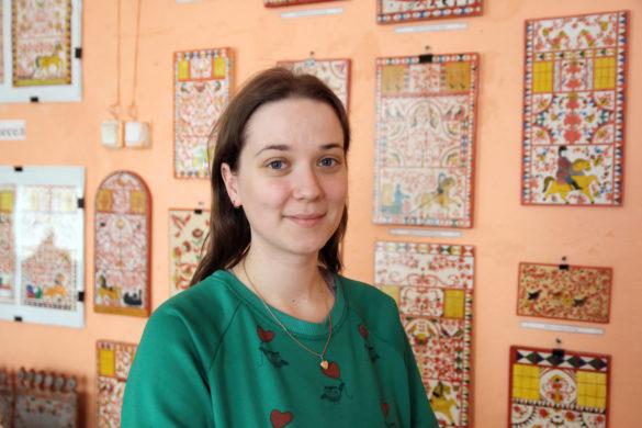 Алевтина Копылова, методист помузейно-образовательной деятельности