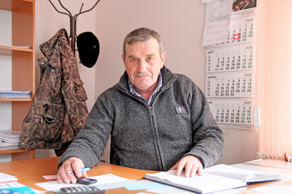Мастер леса Александр Валентинович Анисимов