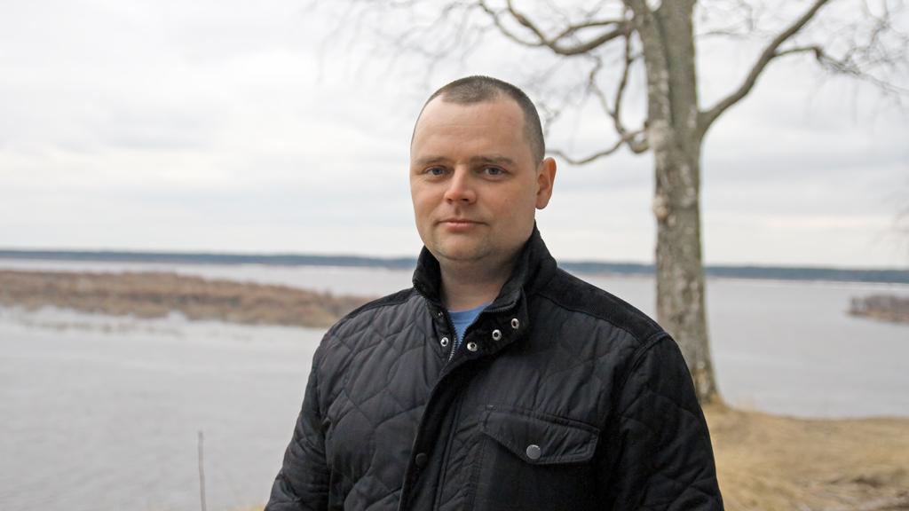 Василий Фокин, директор Верхнетоемского краеведческого музея