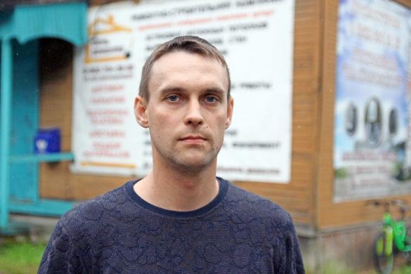 Артем Костин— член общественного совета помалому исреднему предпринимательству приглаве Верхнетоемского района