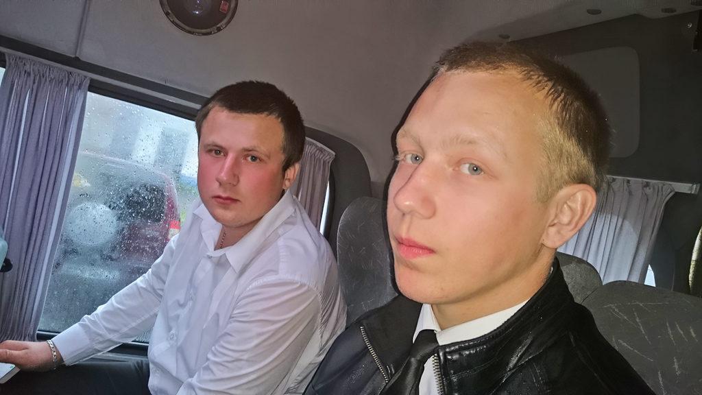 Андрей и Сергей Овчарук подхватили семейное дело