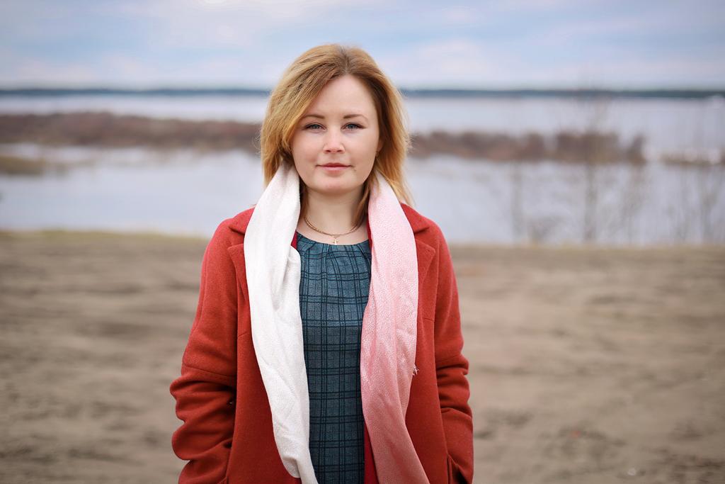 Татьяна Скрипова, председатель правления ПО«Верхнетоемское»
