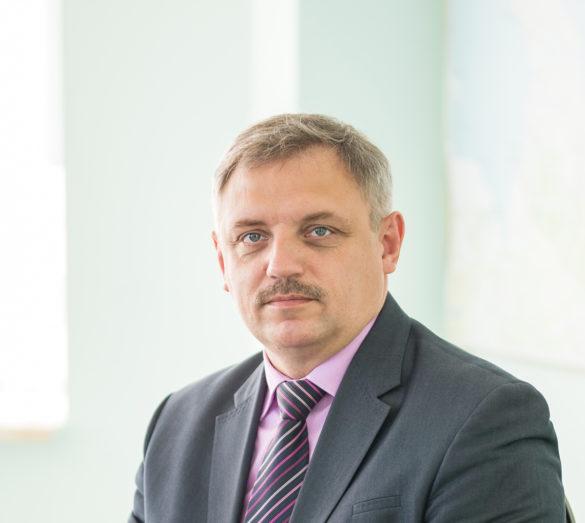 Алексей Михеев, глава Заполярного района