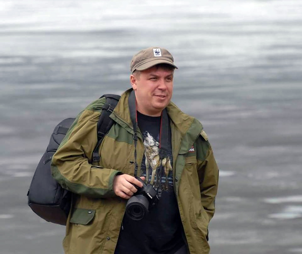 Олег Суткайтис, руководитель Баренц-отделения Всемирного фонда дикой природы (WWF России)