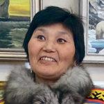 Ольга Явтысая, глава семейно-родовой общины «Вы Ту»