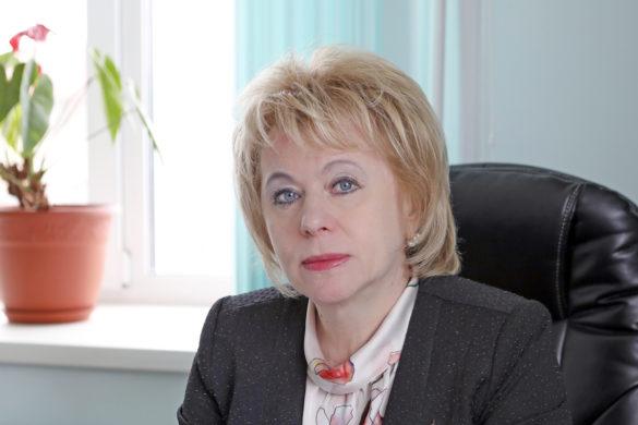 Галина Медведева, директор Ненецкого профессионального училища, кандидат исторических наук, Почетный работник среднего профессионального образования