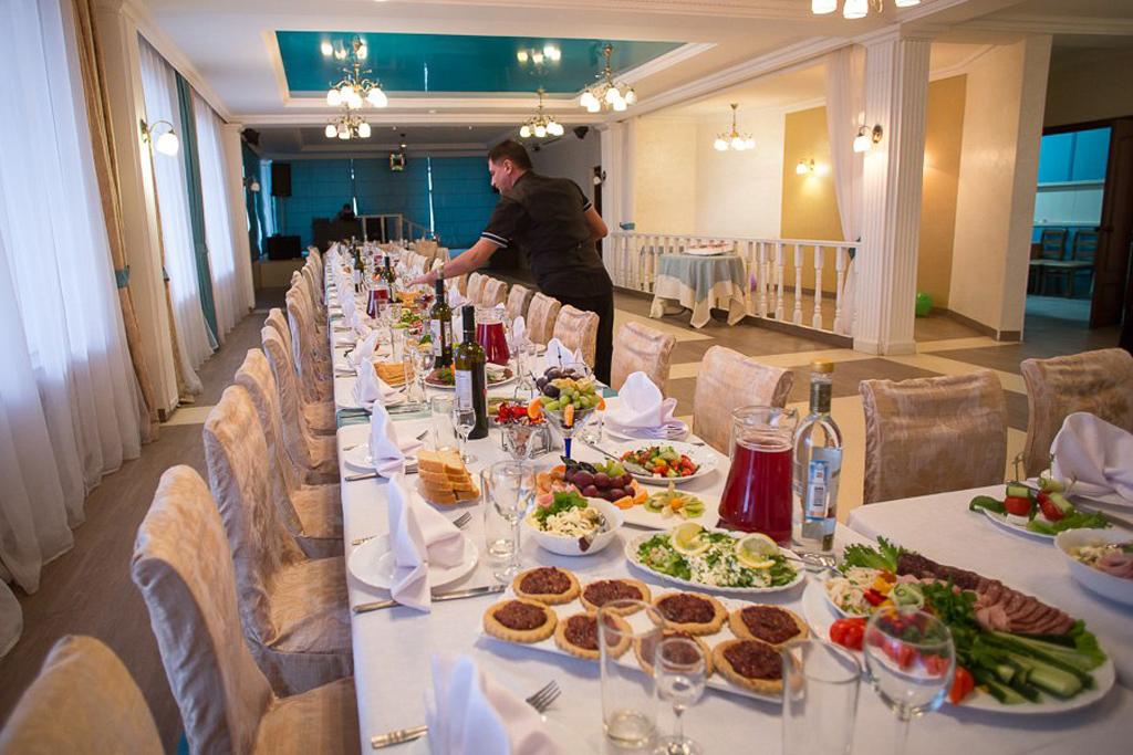 В ресторане «Север» ждут гостей