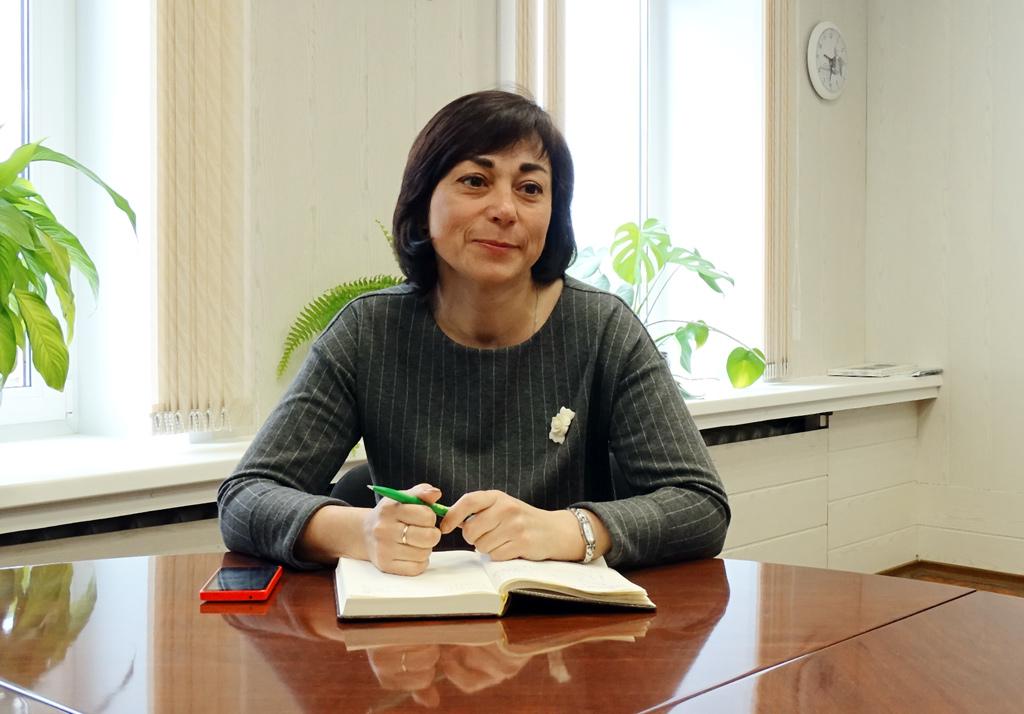 Наталья Большакова, глава Холмогорского района