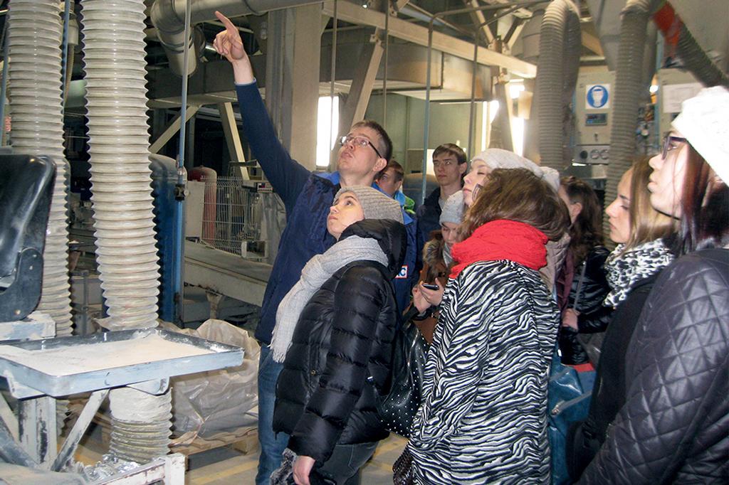 Посещение Центра бетонных технологий и учебного полигона фирмы MC-Bauchemie, г.Санкт-Петербург