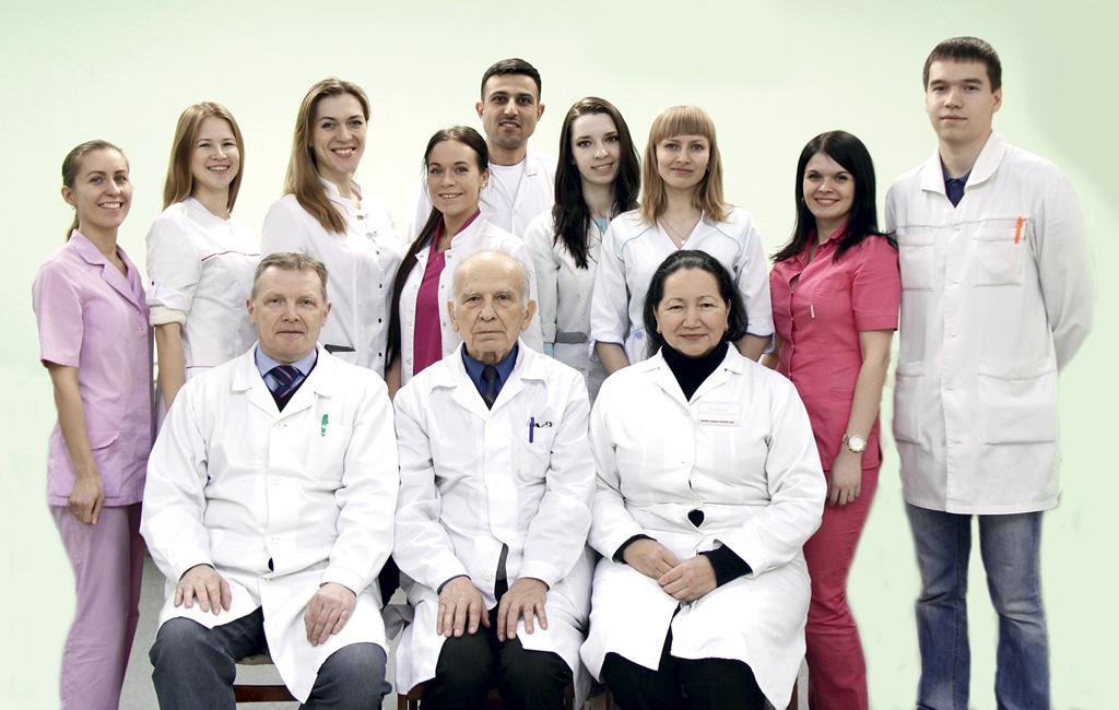 Кафедра офтальмологии