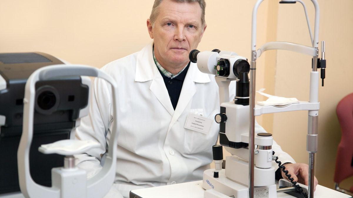 СГМУ: малая родина микрохирургии глаза