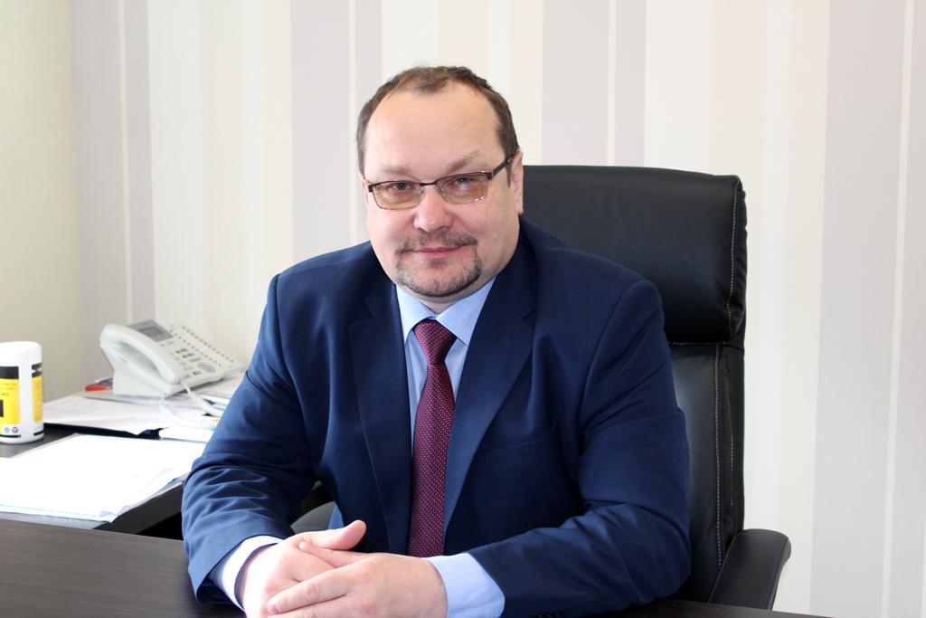 Михаил Свитолин, генеральный директор «АвтодорМост»