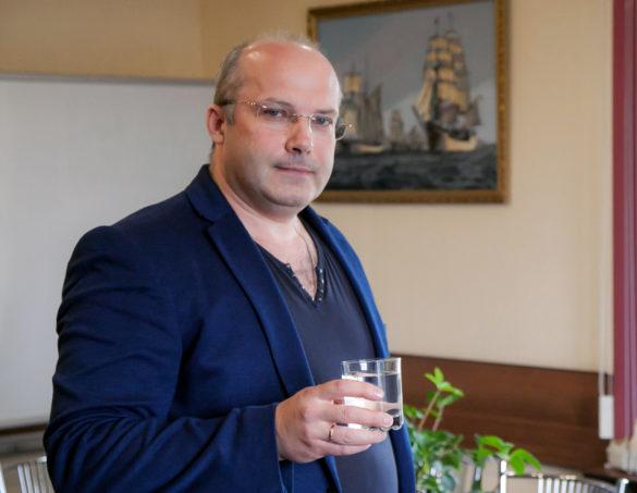 Алексей Некрасов, генеральный директор ООО «Онега-Водоканал»