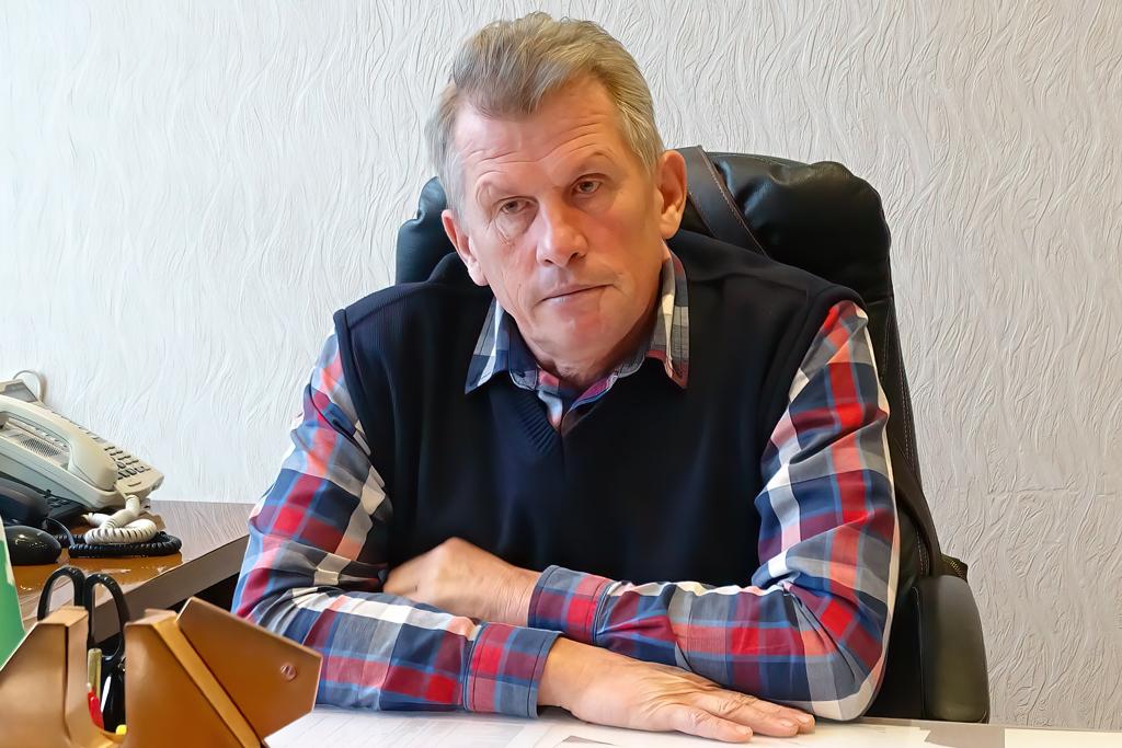 Евгений Нифантьев, директор ООО «Карпогоры-лес»