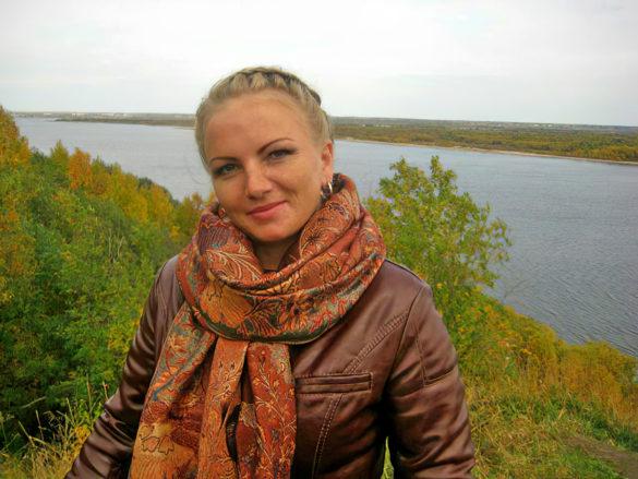 Светлана Стражир, председатель правления Холмогорского райпотребсоюза