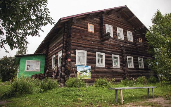 Гостевой дом «Татьянина изба» в Верколе