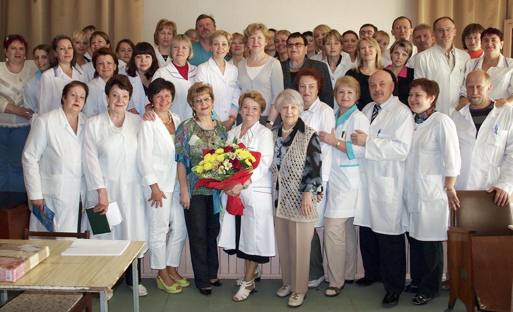 Вместе мы — сила! Коллектив, ветераны больницы, сотрудники СГМУ на страже детского здоровья