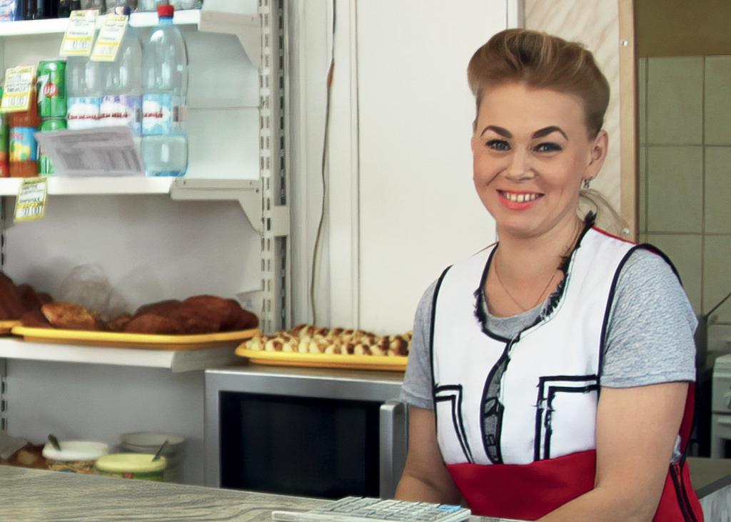 Повар Варвара Александровна Верхоломова
