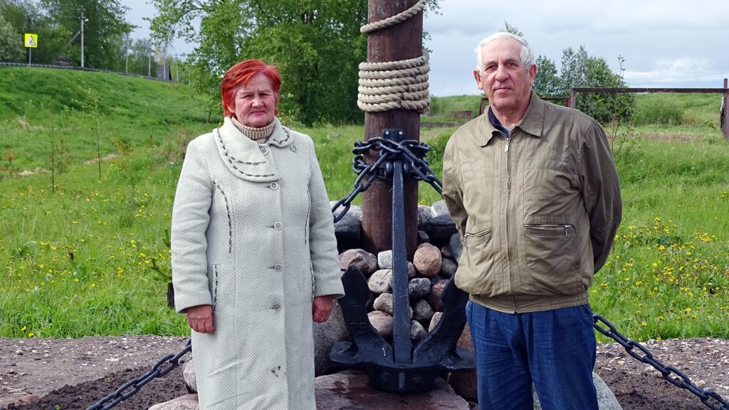 Тамара и Владимир Ульяновы