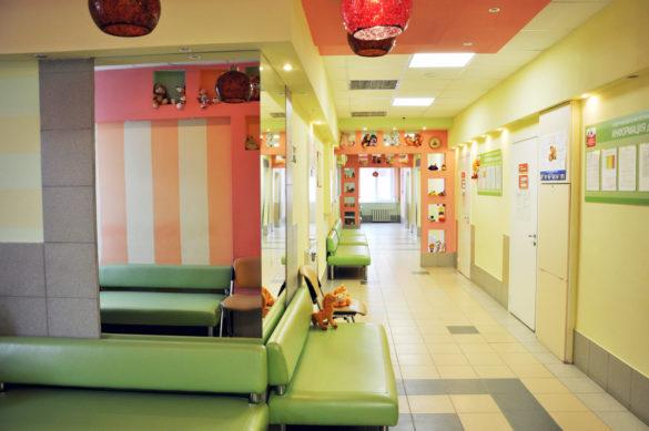Северный детский офтальмологический центр