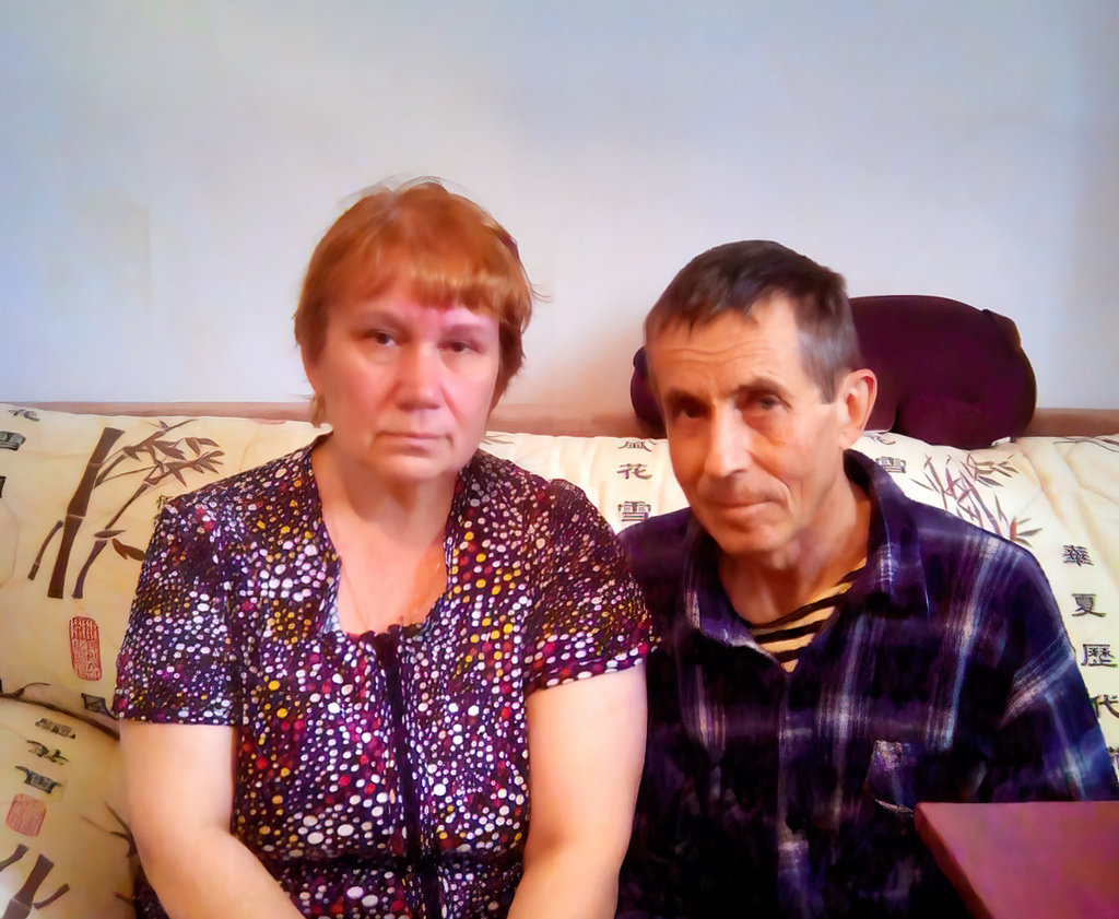 Светлана и Александр Плахины