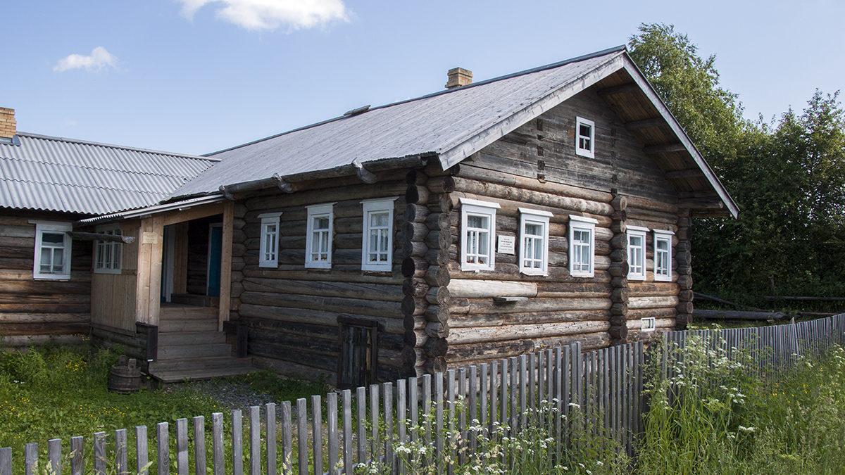 Центр мироздания Иосифа Бродского