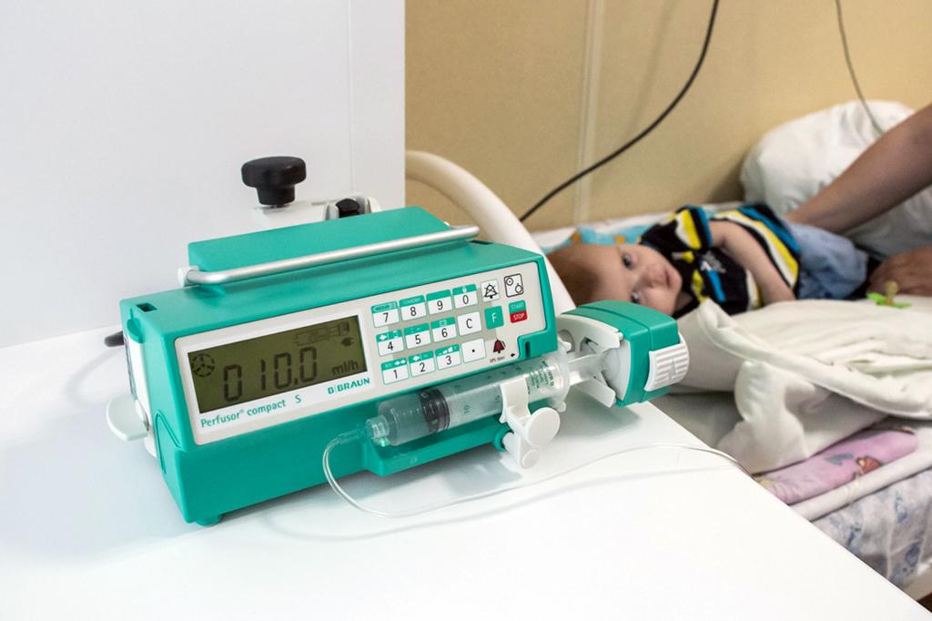 Ежегодно в Архангельской областной детской клинической больнице лечится более 10 тысяч юных северян