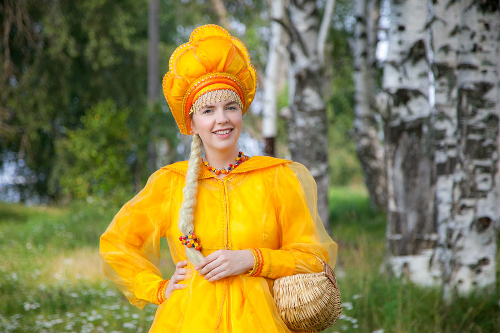 Царевна Морошка Татьяна Третьякова