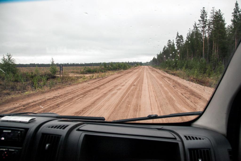 Будут дороги —пойдет развитие экономики района