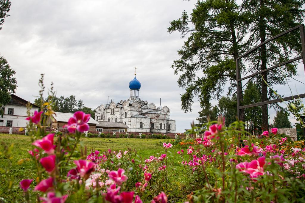 В Успенском соборе в советское время открыли клуб. Реставрация храма началась в 2013-м