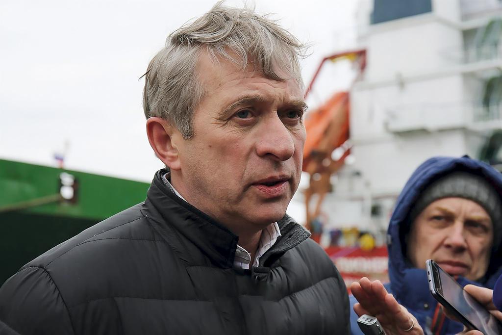 Сергей Камышанов, генеральный директор ЗАО «Арктик-Консалтинг-Сервис»