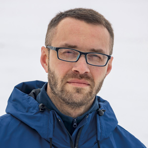 Александр Кирилов, директор ФГБУ «Национальный парк «Русская Арктика»