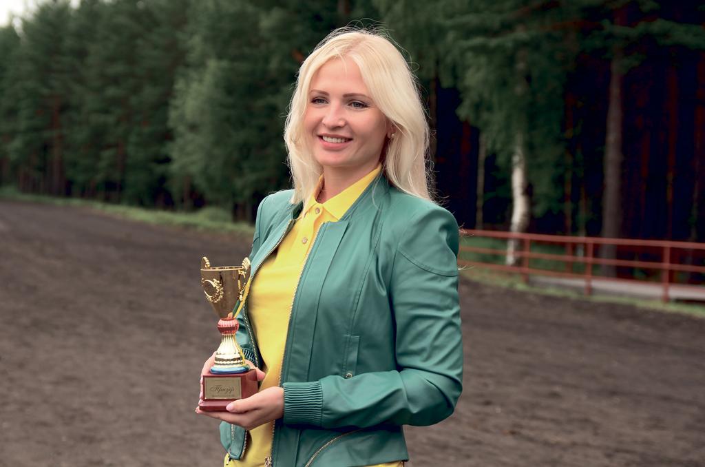 Елена Лобанцова, генеральный директор ООО «Устьянская молочная компания»