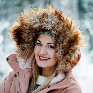 Марина Меньшикова, пресс-секретарь ФГБУ «Национальный парк «Русская Арктика»