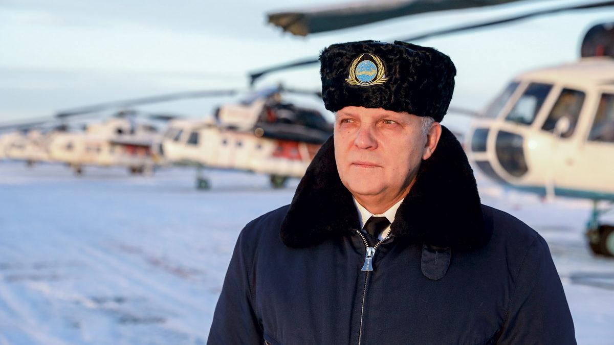 Валерий Остапчук: Летать необходимо!