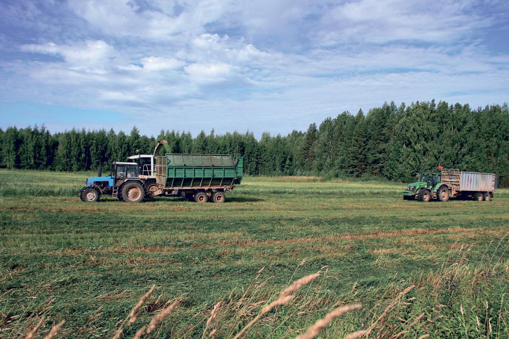 Агропрому нужна субсидия на закупку импортной сельхозтехники