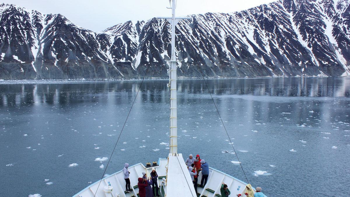 Арктика под профессиональным прицелом